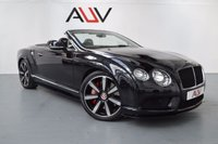 USED 2015 15 BENTLEY CONTINENTAL 4.0 GT V8 S 2d AUTO 521 BHP