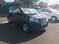 USED 2012 62 SEAT MII 1.0 SE 3d AUTO 74 BHP AUTOMATIC!!..AIR CONDITIONING...ALLOY WHEELS!!..EXCELLENT FUEL ECONOMY!!..LOW CO2 EMISSIONS..£20 ROAD TAX!!...FULL HISTORY...ONLY 14028 MILES FROM NEW!!