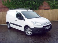 2014 CITROEN BERLINGO 1.6 625 ENTERPRISE L1 HDI 1d 74 BHP £5299.00