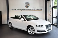 USED 2010 59 AUDI A3 1.6 TDI SPORT 2DR 103 BHP + WONDERFULLY MAINTAINED + SERVICE HISTORY + SPORT SEATS + AUXILIARY PORT + HEATED MIRRORS + PARKING SENSORS + 17 INCH ALLOY WHEELS +