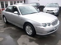 USED 2004 04 ROVER 75 1.8 CLUB SE T 4d 148 BHP