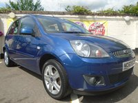 USED 2007 57 FORD FIESTA 1.2 ZETEC CLIMATE 16V 5d 78 BHP