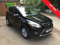 2011 FORD KUGA 2.0 TITANIUM TDCI AWD 5d 163 BHP £SOLD