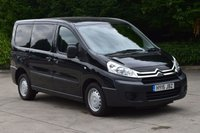 2015 CITROEN DISPATCH 1.6 1000 L1H1 ENTERPRISE HDI AIR CON SAT NAV 6d 90 BHP SWB DIESEL MANUAL VAN  £7750.00