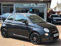 2014 FIAT 500 0.9 TWINAIR S 3d 105 BHP £6495.00