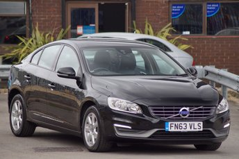 2013 VOLVO S60 2.0 D4 BUSINESS EDITION 4d 161 BHP £8395.00