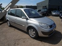 USED 2006 06 RENAULT GRAND SCENIC 2.0 DYNAMIQUE VVT 5d AUTO 133 BHP TAKEN IN PART X SERVICED ON THE 01/04/2017 AT 112043 MILES 12 MONTHS MOT AVAILABLE 7 SEATS AIR CONDITIONING RADIO CD PLAYER 3 OWNERS FROM NEW