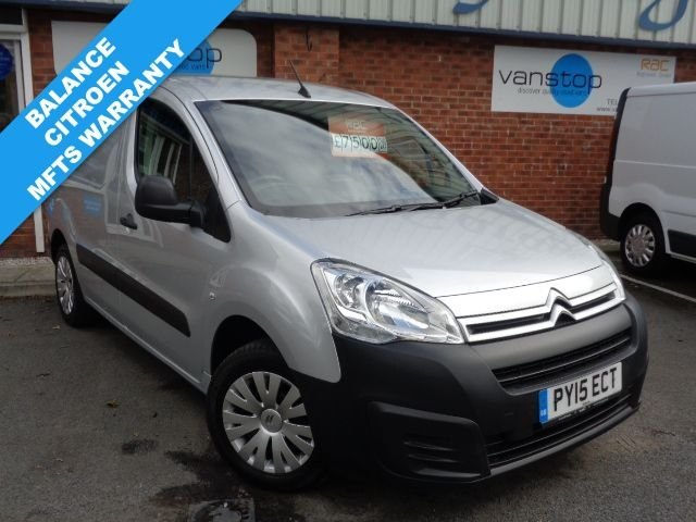 153fe909ac8230 2015 15 CITROEN BERLINGO 1.6 625 ENTERPRISE L1 HDI 1d 74 BHP