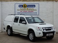 USED 2011 11 ISUZU RODEO 2.5 TD RODEO DENVER MAX DCB 1d 135 BHP FULL SERVICE HISTORY 7 STAMPS