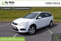 USED 2010 10 FORD FOCUS 1.6 STYLE TDCI 5d 90 BHP VERY CLEAN CAR, £30 TAX