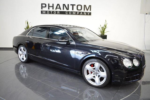 2015 15 BENTLEY FLYING SPUR 4.0 V8 4d AUTO 500 BHP