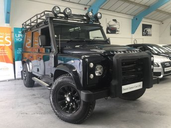 2011 LAND ROVER DEFENDER 2.4 110 TD XS STATION WAGON 1d 121 BHP £30990.00