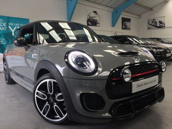 2015 MINI HATCH 2.0 CHALLENGE 210 EDITION 3d 210 BHP £18990.00