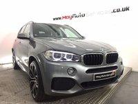 2015 BMW X5 3.0 XDRIVE30D M SPORT 5d AUTO 255 BHP £37995.00