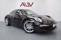 USED 2013 63 PORSCHE 911 MK 991 3.4 CARRERA PDK 2d AUTO 350 BHP