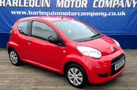 USED 2009 58 CITROEN C1 1.0 VT 3d 68 BHP STUNNING LITTLE CAR IN BRIGHT RED CITROEN C1 1.0 VT 3 DOOR 5 SPEED WITH ONLY 40000 MILES WITH SERVICE HISTORY CD PLAYER WITH AUX..POWER STEERING LOW INSURANCE GROUP IDEAL FIRST CAR ONLY £20 TAX A YEAR