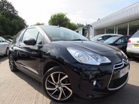 USED 2016 16 DS DS 3 1.6 BLUEHDI DSTYLE NAV S/S 3d 98 BHP