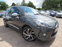 USED 2015 64 CITROEN DS3 1.6 BLUEHDI DSPORT PLUS 3d 120 BHP