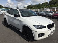 USED 2010 60 BMW X6 3.0 XDRIVE40D 4d AUTO 302 BHP Huge spec listed apx £60,000 with £14,000 options