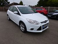 USED 2014 64 FORD FOCUS 1.6 EDGE (2014) THIS VEHICLE IS AT SITE 1 - TO VIEW CALL US ON 01903 892224