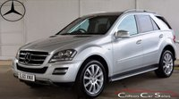 USED 2010 60 MERCEDES-BENZ M CLASS ML300 CDi BlueEFFICIENCY GRAND EDITION AUTO 204 BHP Finance? No deposit required and decision in minutes.