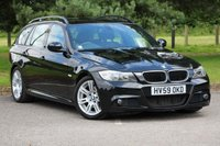 USED 2009 59 BMW 3 SERIES 2.0 320D M SPORT TOURING 5d AUTO 175 BHP