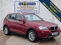 USED 2011 11 BMW X3 2.0 XDRIVE20D SE 5d 181 BHP Full Dealer History Hpi Clear 0% Deposit Finance Available