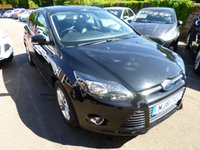 USED 2011 61 FORD FOCUS 1.6 ZETEC (125PS) (2011) THIS VEHICLE IS AT SITE 1 - TO VIEW CALL US ON 01903 892224