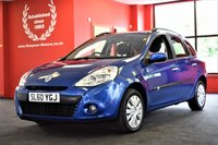 USED 2010 60 RENAULT CLIO 1.5 EXPRESSION DCI 5d 85 BHP