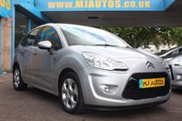 USED 2012 62 CITROEN C3 1.6 E-HDI EXCLUSIVE 5dr 90 BHP Panoramic Windscreen | Very Good Service History