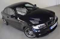 2012 BMW 1 SERIES 2.0 120D M SPORT PLUS EDITION 2d AUTO 175 BHP £12490.00