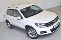 2012 VOLKSWAGEN TIGUAN 2.0 SE TDI BLUEMOTION TECHNOLOGY 4MOTION DSG 5d AUTO 138 BHP £11000.00