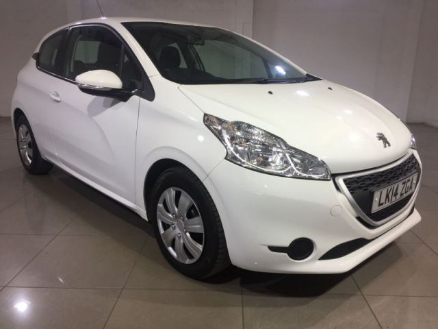 View our 2014 14 PEUGEOT 208 1.4 HDI ACCESS PLUS 3d 68 BHP