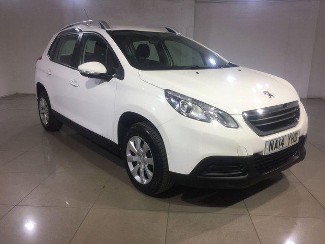 View our 2014 14 PEUGEOT 2008 1.4 HDI ACCESS PLUS 5d 68 BHP