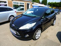USED 2010 60 FORD FIESTA 1.4 TITANIUM (2010) THIS VEHICLE IS AT SITE 1 - TO VIEW CALL US ON 01903 892224