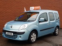 USED 2012 12 RENAULT KANGOO 1.5 EXPRESSION DCI 5d ** LOW MILES **