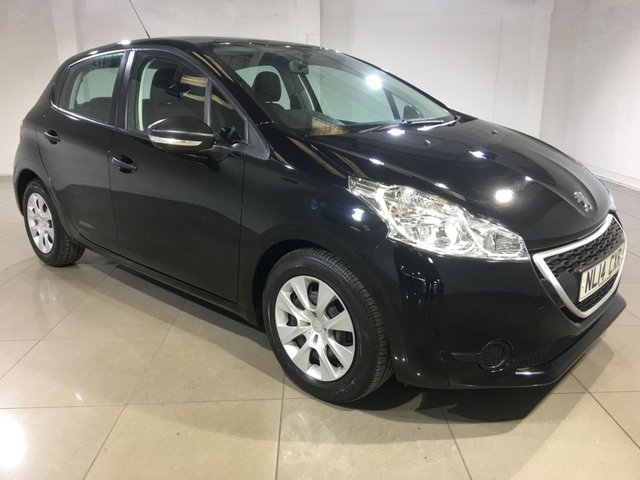 View our 2014 14 PEUGEOT 208 1.0 ACCESS 5d 68 BHP