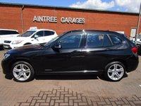 USED 2013 13 BMW X1 2.0 XDRIVE20D M SPORT 5d 181 BHP 1 OWNER FULL DEALER HISTORY