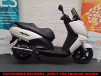 USED 2017 PEUGEOT CITYSTAR CITYSTAR 125 2 YEAR MANUFACTURES WARRANTY !!!