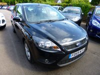 USED 2010 59 FORD FOCUS 1.6 ZETEC (2009) THIS VEHICLE IS AT SITE 1 - TO VIEW CALL US ON 01903 892224