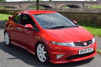 USED 2009 09 HONDA CIVIC 2.0 I-VTEC TYPE-R GT 3d 198 BHP EXCELLENT CONDITION, SPORT RECARO TRIM, WHITE ALLOYS