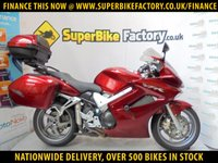 USED 2008 08 HONDA VFR800F A-8  GOOD & BAD CREDIT ACCEPTED, OVER 500+ BIKES