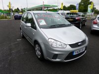 USED 2008 08 FORD C-MAX  1.6 STYLE (2008) THIS VEHICLE IS AT SITE 1 - TO VIEW CALL US ON 01903 892224