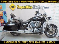 USED 2014 64 VICTORY CROSS ROADS  GOOD & BAD CREDIT ACCEPTED, OVER 500+ BIKES