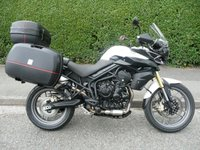 USED 2012 12 TRIUMPH TIGER  800 A1 1 Owner, Full Dealer History, Full Givi Luggage