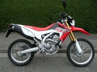 USED 2016 66 HONDA CRF  250 L-F  1 Owner, FSH, Superb Original Condition