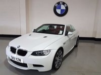 "USED 2011 11 BMW M3 4.0 M3 2d AUTO 415 BHP Bmw Sevice History/2 previous Owners/Sat-Nav/19""Alloys"