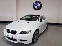 2011 BMW M3 4.0 M3 2d AUTO 415 BHP £22777.00