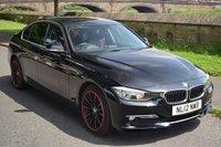 2012 BMW 3 SERIES 2.0 320D LUXURY 4d 184 BHP £10999.00