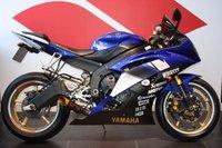 USED 2008 58 YAMAHA YZF R6 599cc Blue***RESERVED***